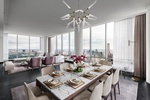 Incredible Central Park Views! Expansive 4 bed/4.5 bath at One57