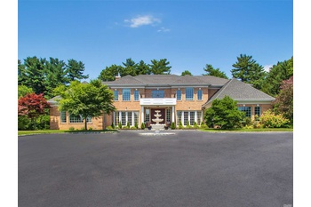 Custom Built 8000 Square Foot Colonial